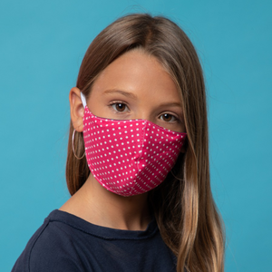 *PRE-ORDER* Anti-viral, Mediterranean-chic Fashion Masks