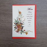Greeting Card - Mom, Proverbs 31:29
