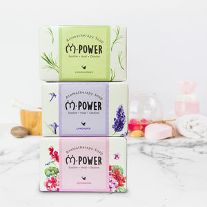 M-Power Aromatherapy Soap