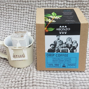 NOVO Abonzo Drip Coffee (Box of 10)