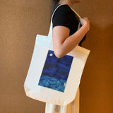 Lifester Tote Bag - Blue Moonlight