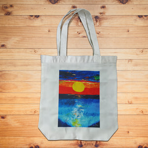 Lifester Tote Bag - Sunset
