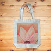 Lifester Tote Bag - White Orchid