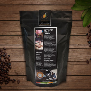 Novo Abonzo Coffee Beans - Specialty Roast