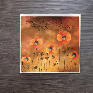 Thank you - multi-flower