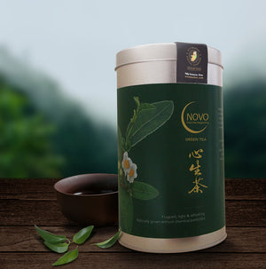 NOVO Green Tea (Caddy)