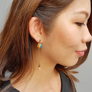 Earrings - PolyHope Orient Elegance