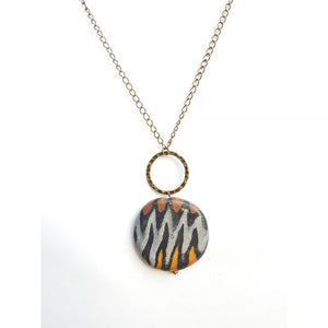 Safari Loop Necklace