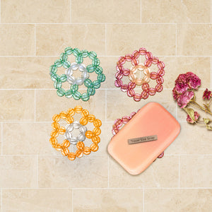 Youlity - Soap Drainers - Floral