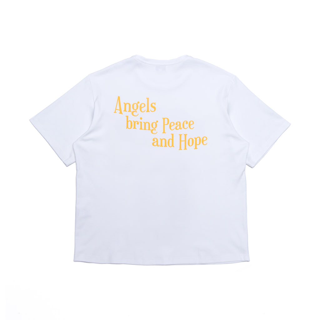 ANGEL TEE WHITE