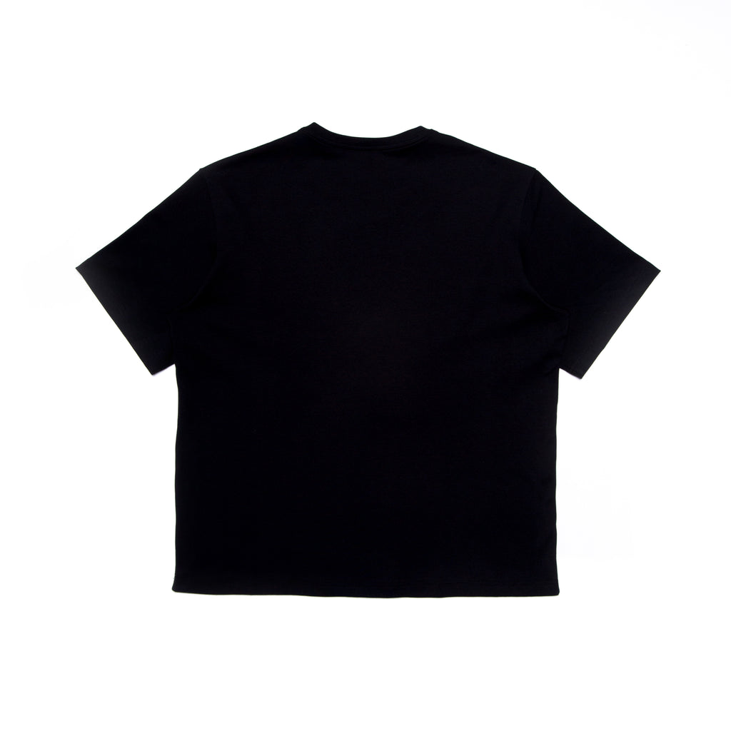 PILLAR POWER TEE BLACK