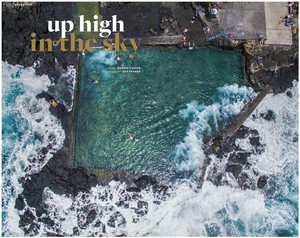 'Up High in the Sky' by Bonnie Cassen | Summer 2017 South Coast Style