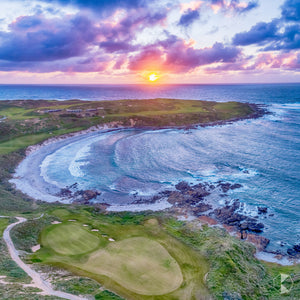 16th Green, Cape Wickham Links, King Island