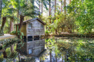 The Boathouse, Dandenong Ranges, Victoria