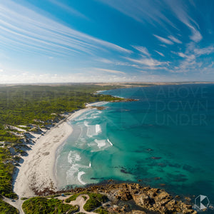 British Admiral Beach, King Island