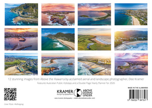 Above the Illawarra 2020 Calendar