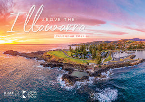 Above the Illawarra 2021 Calendar