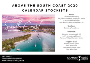 Above the South Coast 2020 Calendar