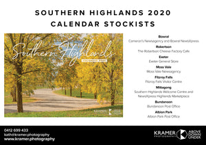 Southern Highlands 2020 Calendar