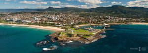 City Aerial, Wollongong (AC026P)