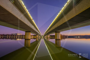 Commonwealth Ave Bridge, ACT (FA034R)