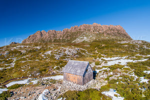Cradle Mountain, Kitchen Hut, Tasmania (CB0565R)