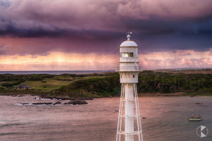 Currie Lighthouse, King Island (KI008R)