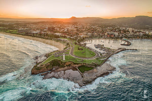 Flagstaff Hill Sunset, Wollongong (AC003R)