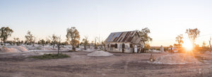 'Goddess of 1967', Lightning Ridge, Outback NSW (BO003P)