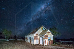 'Goddess of 1967' Milky Way, Lightning Ridge, Outback NSW (BO009R)