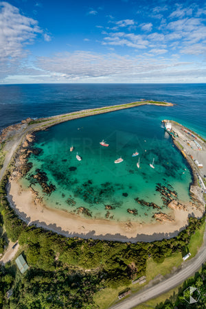 Grassy Harbour, King Island (KI554VR)