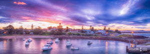 Harbour Sunset, Shellharbour (AD030P)