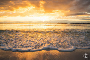 Hyams Beach Sunrise, Shoalhaven