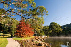 Lake Alexandra, Southern Highlands, NSW (AB041R)