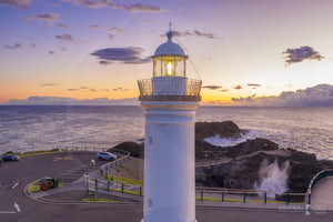 Lighthouse at Dawn, Kiama (AE032R)