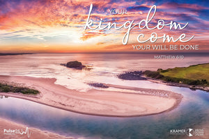 Word + Image: Minnamurra River - Matthew 6:10