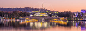 Parliament House 'Dusk', ACT