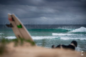 Red Hut Surf, King Island (KI524R)