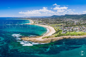 "Sandon Point, Wollongong - 20x30"" Canvas"