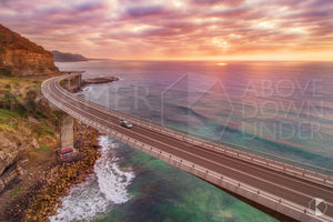 Sea Cliff Bridge Sunrise, Wollongong (AC009R)
