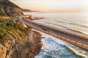Sea Cliff Bridge, Wollongong (AC007R)
