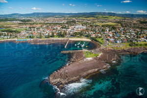 Shellharbour Aerial