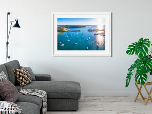Framed Photograph Christmas Special (570x800mm | 440x1015mm)