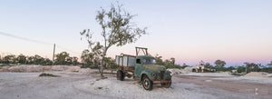 Work Truck, Lightning Ridge, Outback NSW (BO005P)