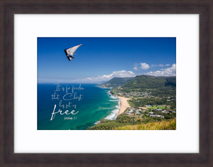 Word + Image Framed Photograph Christmas Special
