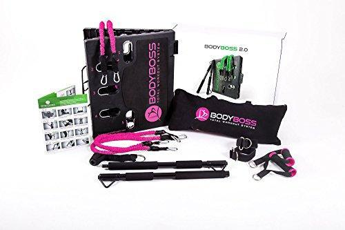 BodyBoss Home Gym 2.0 - Full Portable Gym