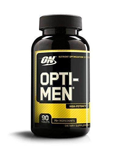 Opti-Men, Mens Daily Multivitamin Supplement
