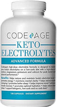 Load image into Gallery viewer, Keto Electrolyte Capsules