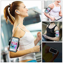 Load image into Gallery viewer, Armband Running Workout Holder