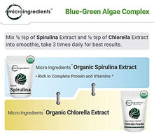 Load image into Gallery viewer, Micro Ingredients Pure Organic Spirulina Powder